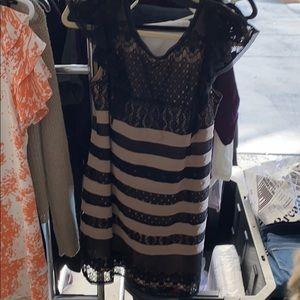BCBG Lacey Cocktail Dress